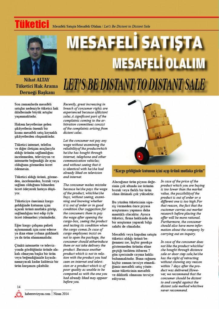 Haber Revizyon Nisan 2014 nihat altay