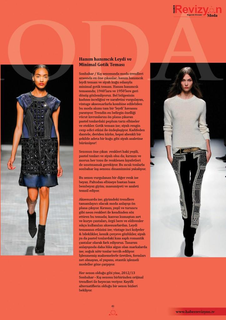 haberrevizyon ekim 2012 moda 2