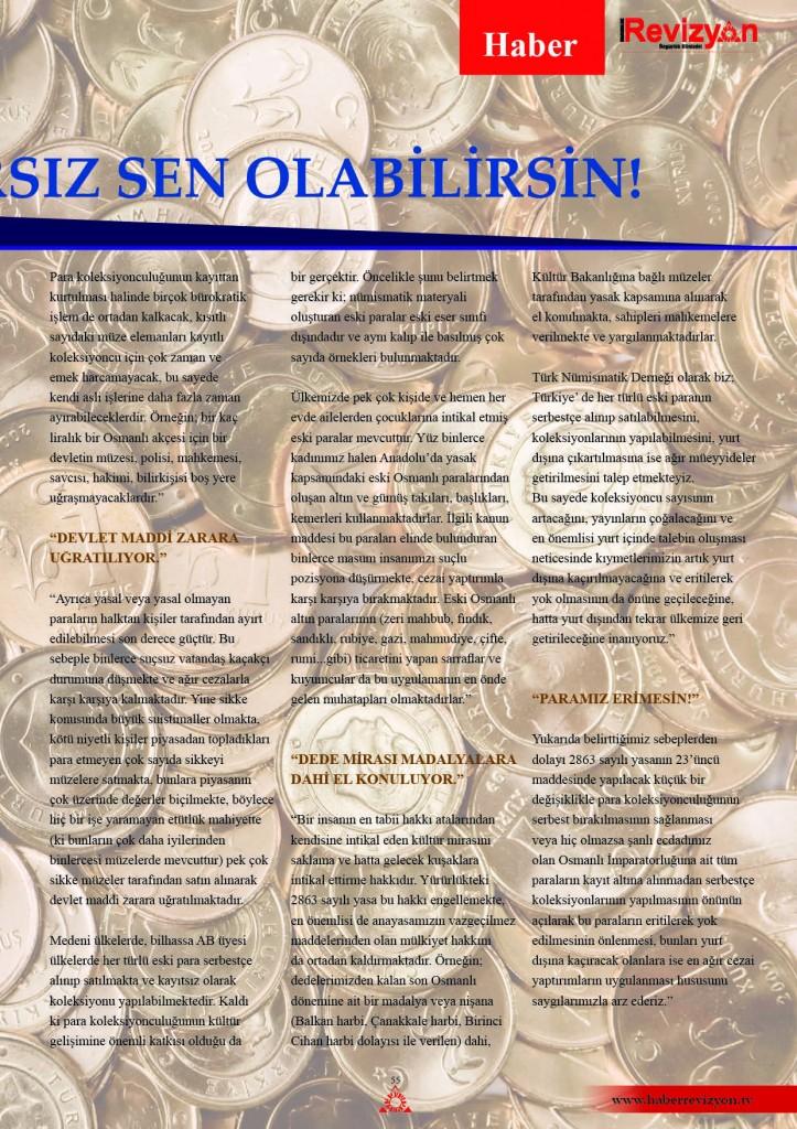 haberrevizyon mart 2013 numizmatik 2